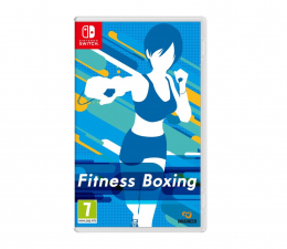 Nintendo SWITCH Fitness Boxing (045496423483)