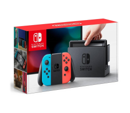 Nintendo Switch Joy-Con Red/Blue (NSH005)