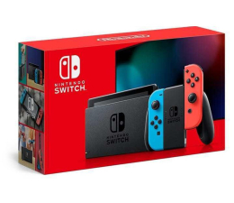 Nintendo Switch Joy-Con Red/Blue *NEW* (45496452629)