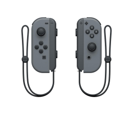 Nintendo Switch Kontrolery Joy-Con Pair Grey Zestaw (45496430559)