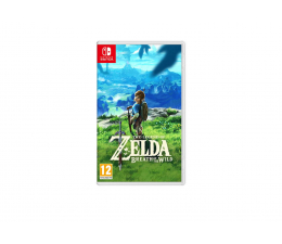 Nintendo SWITCH The Legend of Zelda: Breath of the Wild (045496420055)