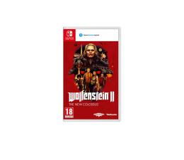 Nintendo SWITCH Wolfenstein II: The New Colossus (045496422264)