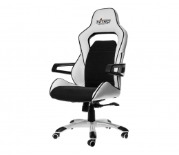 Nitro Concepts E220 Evo Gaming (Biało-Czarny) (NC-E220E-WB)