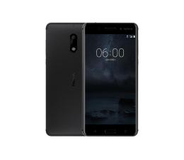 Nokia 6 Dual SIM czarny (TA-1021 DS PL MATTE BLACK)