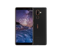 Nokia 7 Plus Dual SIM czarno-miedziany (NOKIA 7PLUS TA-1046 DS 4/64 CEE PL B BLK)