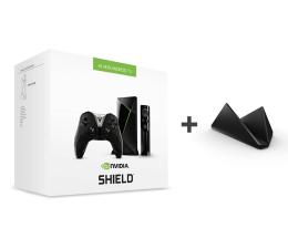 NVIDIA SHIELD™ TV + TV Stand (945-12897-2505-000 + 930-12897-2500-000)