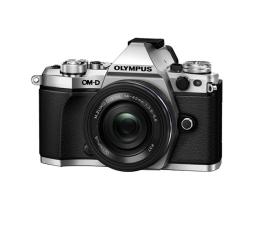 Olympus OM-D E-M5 II Pancake Kit srebrny + 14-42 EZ  (V207044SE000)