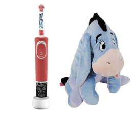 Oral-B D100 Kids StarWars + Kłapouchy (509847+509855)