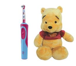 Oral-B D12 Kids Frozen + Kubuś Puchatek (295848+509854)
