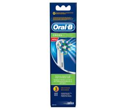 Oral-B Końcówki Cross Action EB50-3 (EB50-3)