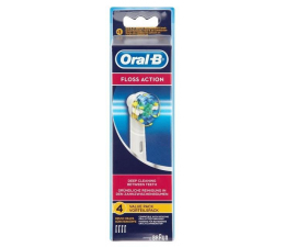 Oral-B Końcówki Floss Action EB25-4 (EB25-4)