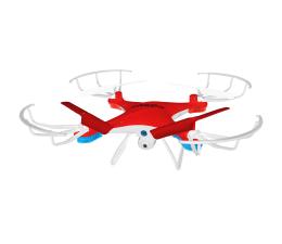 Overmax OV-X-Bee Drone 3.1 Plus czerwony