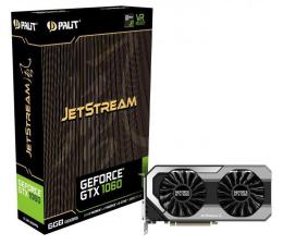 Palit GeForce GTX 1060 JetStream 6GB GDDR5 (NE51060015J9J)
