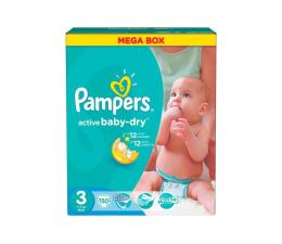 Pampers Active Baby Dry 3 Midi 4-9kg 150szt Na Miesiąc (4015400265207 Mega Box)