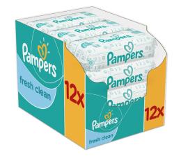 Pampers Chusteczki Nawilżane Baby Fresh Clean 12x 64szt (4015400622598 768szt)