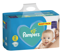 Pampers New Baby 2 Mini 4-8kg 100szt Zapas  (8001090949370)