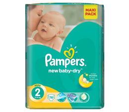Pampers New Baby-Dry 2 Mini 76 szt. (4015400735878)