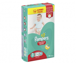 Pampers Pieluchomajtki Active Baby 3 Midi 6-11kg 60szt (4015400682882 Pants)