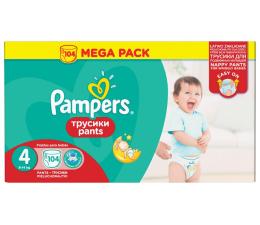Pampers Pieluchomajtki Active Baby 4 Maxi 9-14kg 104szt (4015400697534 Pants)