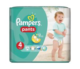 Pampers Pieluchomajtki Active Baby 4 Maxi 9-14kg 24szt (4015400672647 Pants)