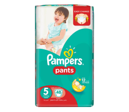 Pampers Pieluchomajtki Active Baby Pants 48 szt. (4015400672906)