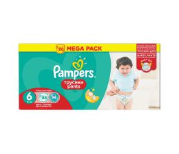 Pampers Pieluchomajtki Active Baby Pants 6 ExLarge 88 szt. (4015400697558)