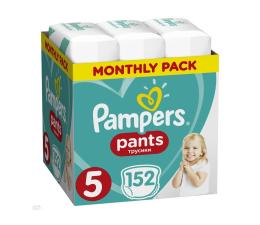 Pampers Pieluchomajtki Pants 5 Junior Na Miesiąc 152szt (8001090808004 Pants)