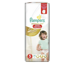 Pampers Pieluchomajtki Premium Care Pants 5 Junior 40szt.  (4015400772101)