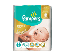 Pampers Premium Care 2 Mini 80 szt. (4015400741633)