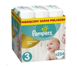 Pampers Premium Care 3 Midi 5-9kg 204szt Na Miesiąc (8001090379498 Premium MB)