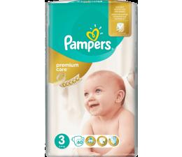 Pampers Premium Care 3 Midi 5-9kg 60szt (4015400274780 Premium VP)