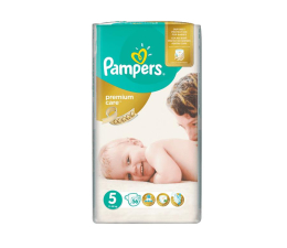 Pampers Premium Care 5 Junior 11-18kg 56szt (4015400507550)