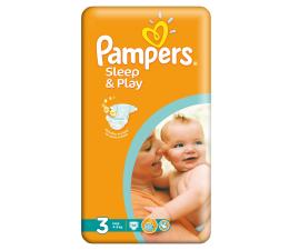 Pampers Sleep&Play 3 Midi 4-9kg 58 szt (4015400224211)