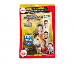 Panini Fifa 365 Adrenalyn Xl 2018 Mega Zestaw Startowy (048-08112)