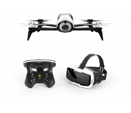 Parrot Parrot Bebop 2 + okulary FPV (PF726223AA)