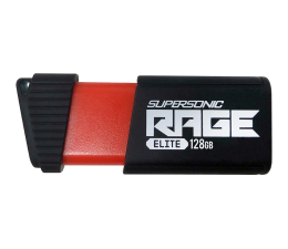Patriot 128GB Rage Elite 400/100MB/s (odczyt/zapis) (PEF128GSRE3USB)