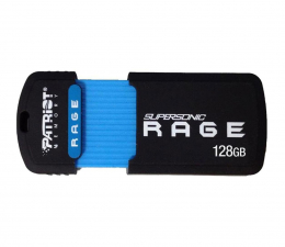 Patriot 128GB SuperSonic RAGE 180MB/50MB (oczyt/zapis) (PEF128GSRUSB)