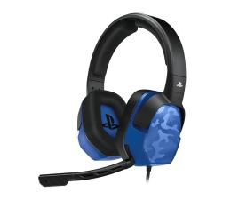 PDP PS4 Słuchawki LvL.3 (licencjonowane) CAMO BLUE (051-032-EU-BCAM / 0708056064518)