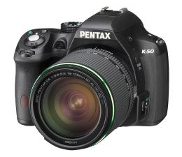 Pentax K-50 Black + DA 18-135WR (0027075233430)