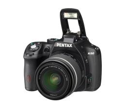 Pentax K-50 Black + DAL 18-55WR (10893)