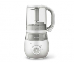 Philips Avent Blender Parowar 4w1 do przygotowania pokarmów (SCF875/02)
