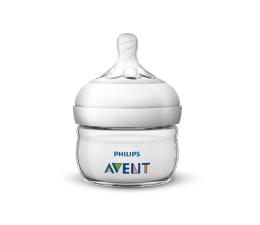 Philips Avent Butelka do karmienia NATURAL 2.0 60 ml 0m+ NOWOŚĆ (SCF039/17)