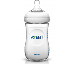 Philips Avent Butelka Do Karmienia NATURAL 260ml 1m+ (SCF693/17)