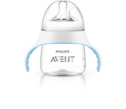 Philips Avent Butelka Kubek Treningowy NATURAL 150ml 4m+ (SCF251/00)