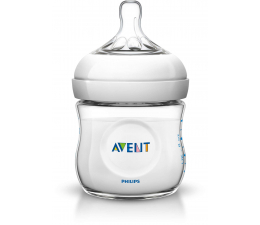 Philips Avent Butelka z serii Natural 125ml - BPA Free (SCF690/17)