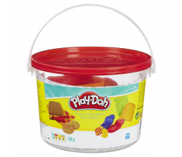Play-Doh Kolorowe wiaderko czerwone (23412)