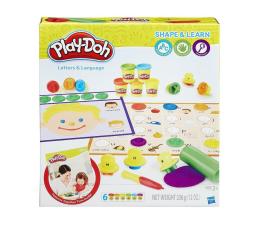 Play-Doh Literki i Mowa (B3407)