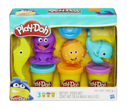 Play-Doh Ocean Morskie Zwierzątka (B1378)