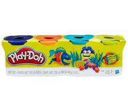 Play-Doh Tuba 4pak  (B6509)