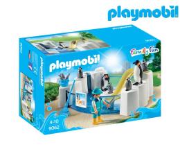 PLAYMOBIL Basen dla pingwinów (9062)